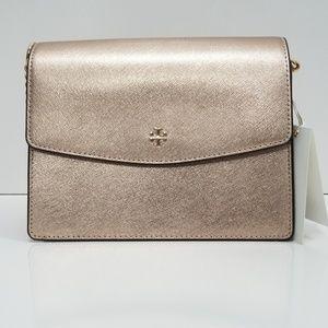 NWT tory burch emerson envelope shoulder bag